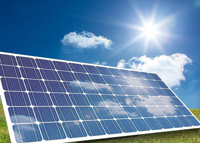 Eco Friendly Stock Solar Panels , Solar Pv Modules Low Degradation